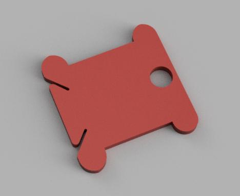 Stampa 3D – Spolette Portafilo per puntocroce