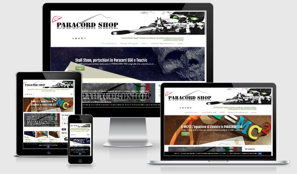Paracordshop E-shop