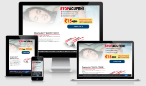 Landing Page Stop Acufeni