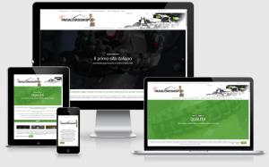 Restyling Sito Web – Paracordshop